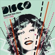 Various Artists-Disco Italia - Essential Italo Disco Classics 1977 - 1985 CD NEW