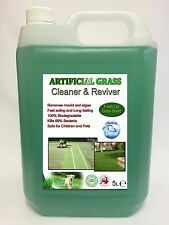 Artificial Grass Cleaner and Reviver 5L - Anti Bacterial - Fresh Cut Grass Scent