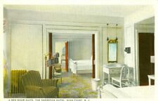 High Point, NC The Sheraton Hotel Bedroom Suite 1929