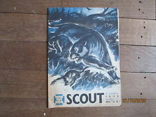 REVUE SCOUT # 311  5 avril 1956
