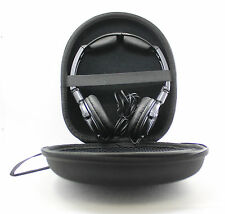 Hard Carrying Case for Swivel & Neckband Style Medium Size On-Ear Headphones NEW