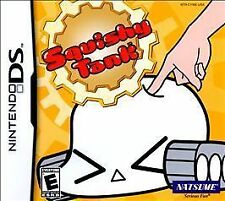 Squishy Tank Game (Nintendo DS) USED - FREE SHIPPING!!