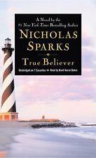 True Believer by Nicholas Sparks (2005, CD, Unabridged)