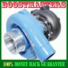 For T3/T4 Hybrid Turbo Charger .50 A/R Compressor .63 A/R Turbine BLUE