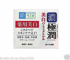 Rohto Hadalabo Gokujyun Whitening Perfect Gel 5-in-1 100g