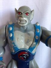 UK Thundercats Action Figure - Panthro - Fast Post - 80s Retro LJN 1985