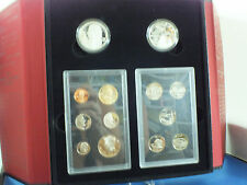 (4) COMPLETE AMERICAN LEGACY COIN SETS FROM THE US MINT 2005 - 2008: