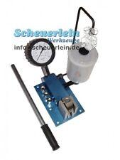 Diesel Einspritzdüsen Prüfgerät bis 600 bar Werkzeug zum testen prüfen abdrücken