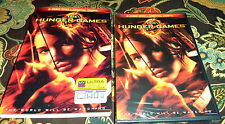 The Hunger Games (DVD, 2012, 2-Disc Set) Brand New w/ Sleeve