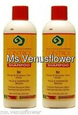 2 x Control Wig Shampoo For Human & Synthetic Hair falls,Pieces and Braids
