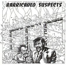 V/A - BARRICADED SUSPECTS CD (1983) RED TIDE, MAD PARADE, DECRY, SEPTIC DEATH