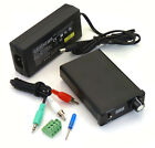 Indeed TDA7492s Cute Class D 50WX2 Mini Amplifier + 24V2A Power Adapter Black