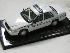#183 IXO 1/43 Darlington County Sheriff Ford Crown Vic Police Car MOC074