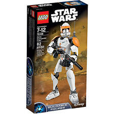 Lego Star Wars Clone Commander Cody 75108 Brand New Sealed! Free Shipping!
