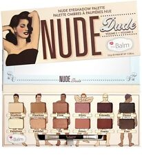 theBalm NUDE 'dude Eyeshadow Palette - Volume 2