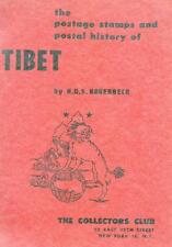 The Postage Stamps and Postal History of Tibet by H.D.S. Haverbeck,
