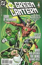 Green Lantern Secret Files and Origins '98 1-3 VF- Complete Run B3