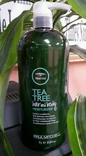 Paul Mitchell Tea Tree Hair and Body Moisturizer Conditioner 33.8 oz 1 lt