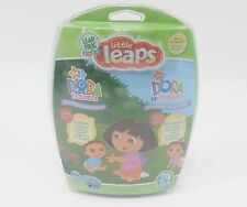 Leap Frog Baby Little Leaps Dora The Explorer Discovering Words & Language 24m+