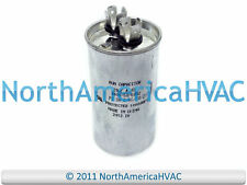 NEW Motor Round Single Run Capacitor 20 uf MFD 370 440 Volt Packard PRC20