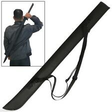 Foam Sword - Stick - Walking - Self Defense - Carrying Case Large Nylon Padded