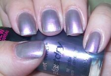 NEW! Wet N Wild Nail Enamel Polish in GRAY'S ANATOMY ~ Sheer Duochrome