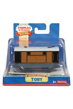 NEW Thomas The Tank Wooden Railway Battery Operated Small-Toby Vehicle/Engine