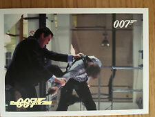 James Bond Archives 2014 Gold Foil Parallel Card 037 033/125 Tomorrow Never Dies