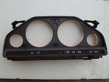 Bmw E30 Instrument Cluster Housing With Tabs VDO