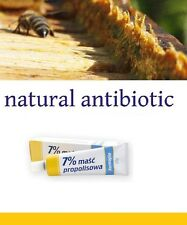 Wound Abscess Skin Infection treatment Big 30g NATURAL ANTIBIOTIC ointment cream