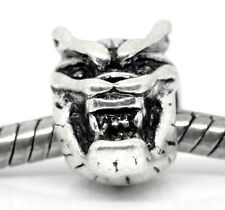 Dragon Demon Devil Monster Halloween Bead fits Silver European Charm Bracelets