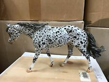 Breyer Model Horse See Spot Run Loud Leopard OOAK WOW FACTOR =)