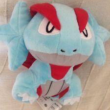 "New 5.5"" Salamence Banpresto Pokemon Plush / Soft Toy with Tag (UK)"