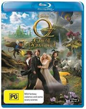 Oz - The Great And Powerful - Blu Ray Region B VG Condition