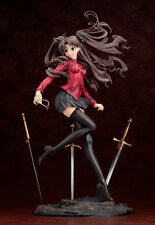 Fate/stay night Rin Tohsaka UNLIMITED BLADE WORKS PVC Figure Good Smile Company