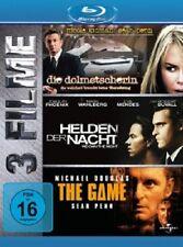 THE GAME - DIE DOLMETSCHERIN - HELDEN DER NACHT 3 BLU-RAY NEU