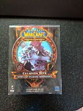~SEALED ~ World of Warcraft TCG: Chaampion Deck: Dark Lady Sylvanas WindRunner