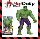 MARVEL AVENGERS ASSEMBLE THE HULK FIGURE - TITAN HERO SERIES BY HASBRO NEW