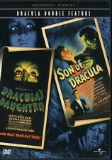 Dracula's Daughter/Son of Dracula DVD Region 1