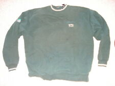 HUGO BOSS GREEN SWEATSHIRT XL EXTRA LARGE T SHIRT LS LONG SLEEVE PULLOVER