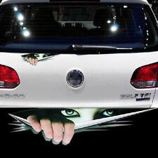 Auto 3D Aufkleber Sticker Spähen Monster Wasserdicht Autotattoo Sticker sun