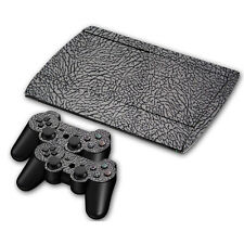 ZY0055 Sticker Vinyl Decal Cover For Playstation 3 PS3 Super Slim CECH-4000