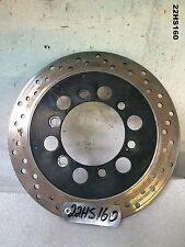 HYOSUNG GT 250R 2009 REAR DISC GENUINE OEM LOT22  22HS160 - 45