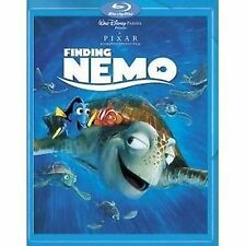 Finding Nemo [Blu-ray] [Region Free] New & Sealed