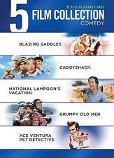 Best of Warner Bros.: 5 Film Collection - Comedy (DVD, 2013,5-Disc Set)Brand New