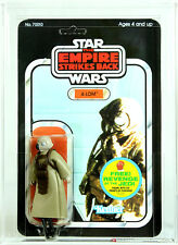 Vintage Star Wars ESB Carded 4-Lom Action Figure AFA 75 EX+/NM #11211503
