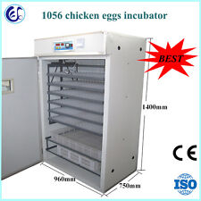 1000pcs chicken/duck/goose egg incubator for selling
