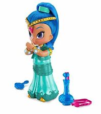 Fisher Price Shimmer and Shine DOLL, Toddle Toy Wish & Spin Shine GIRLS DOLL