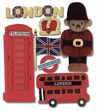 Jolee's LONDON Stickers