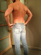 Mens Authentic Vintage Levis 501 W31x34L (more like 32 leg) Gay Interest